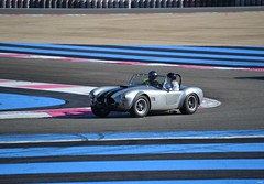 AC Cobra 289 FIA - 1963 (SASSAchris) Tags: ac cobra 289 fia tours dhorloge castellet circuit ricard voiture américaine anglaise httt htttcircuitpaulricard htttcircuitducastellet 10000toursducastellet carroll shelby 10000