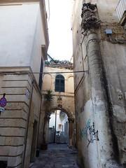 Lecce (Apulia-Italia). Corte dei Malipieri (santi abella) Tags: lecce apulia puglia italia