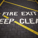 Fire Exit Keep Clear thumbnail