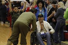 Quinn, Daniel - USMC / Korea - Blue / 29 (indyhonorflight) Tags: ihf indyhonorflight 29 mark kidd