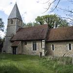 St. Mary's Church, Chickney, Essex