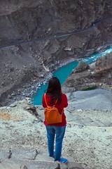 A View from Altit Fort (Rollingstone16) Tags: pakistan gilgit baltistan faisaliqbalzphotography river mountains travel traveldiaries calm canon 5dmkii