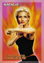 Cameron Diaz in Charlie's Angels (2000) (Truus, Bob & Jan too!) Tags: camerondiaz cameron diaz american actress model hollywood filmstar moviestar cinema cine film kino picture screen movie movies filmster star vintage postcard carte postale cartolina tarjet postal postkarte postkaart briefkarte briefkaart ansichtskarte ansichtkaart charliesangels 2000 zigzag columbia