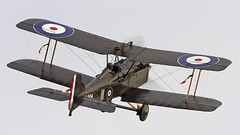SE5a (Bernie Condon) Tags: royalaircraftfactory se5a scout fighter military warplane ww1 rfc royalflyingcorps raf royalairforce vintage classic preserved