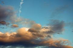 Abend (James Bimmel) Tags: himmel sonne wolken abend sonnenuntergang farben frühling sommer