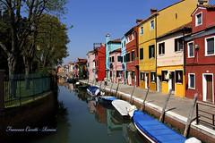 Burano - (Venezia) (francescociccotti1) Tags: burano venezia laguna turismo italia