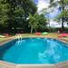 Swimmingpool at La Grosse Talle