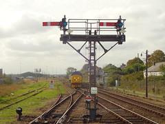Lowestoft Arrival (ee20213) Tags: directrailservices norfolk eastanglia carlhaviland wherrylines greateranglia abellio class37 37419 lowestoft d6991 37291