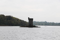 Crichton Tower (demeeschter) Tags: ireland shannon erne woodford river canal waterway boat cruiser water nature bird sheep cow horse city town lock lough lake heritage historical landscape outdoor carrick leitrim ballyconnell ballinamore northern fermanagh crom castle clonmacnois ruin abbey church athlone