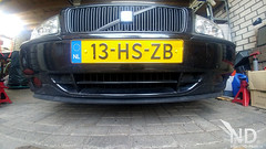 Volvo S80 2.4T Splitter Lip (ND-Photo.nl) Tags: volvo s80 wasa limited edition p2 s60 v70 v70n 2001 maintenance car black metallic diy repair saloon limousine aliexpress rubber rubberen lip splitter front bumper grille mk1 facelift 24t 25t t5