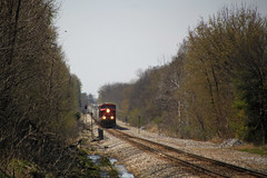 680 over the hump on the east side of Watertown (AndyWS formerly_WisconsinSkies) Tags: train railroad railway railfan canadianpacificrailway canadianpacific cprail cp ferromex ge es44ac gevo locomotive