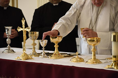 20190425_011_D810 (St. Joseph's Seminary) Tags: nikon nikkor d810 seminary catholic adny sjs dunwoodie archdioceseofnewyork stjosephsseminary blessing consecration chalices