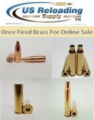 Once Fired Brass For Online Sale (usrsbullets) Tags: oncefiredbrassforsale