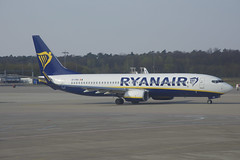 Ryanair Boeing 737-800; EI-FRS@CGN;10.04.2019 (Aero Icarus) Tags: colognebonnairport cgn