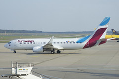 Eurowings Boeing 737-800; D-ABKM@CGN;10.04.2019 (Aero Icarus) Tags: colognebonnairport cgn