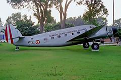 N1846G   (512) Lockheed 18-56 Lodestar [18-2576] (Museo de la Fuerza Aerea del Peru) Las Palmas AB~OB 05/02/1997 (raybarber2) Tags: 182576 512 alpechacollection cn182576 filed flickr n1846g negative planebase preserved propliner proptransport splp unmarked usacivil oldtimer