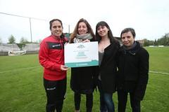 Entrega 12 Lluches a Gijón Fútbol Femenino