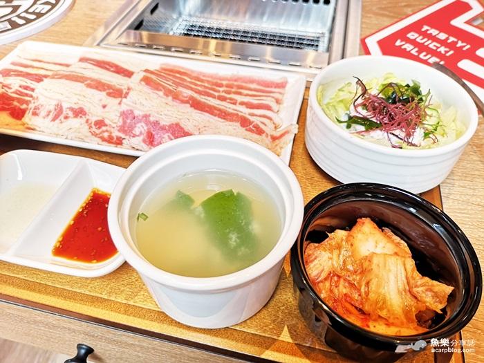 【台北大同】焼肉ライク(燒肉LIKE)│一人燒肉│京站美食 @魚樂分享誌