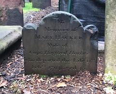 Churchyard (stefan aigner) Tags: churchyard friedhof grab grabstein graves graveyard manhattan newyork newyorkcity ny nyc trinitychurch usa