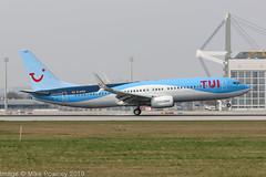 D-ATUC - 2006 build Boeing B737-8K5, arriving on Runway 08R at Munich (egcc) Tags: 1870 34684 b737 b737800 b7378k5 b737ng boeing datuc lightroom tui tuicom tuifly x3 franzjosefstrauss muc munich eddm