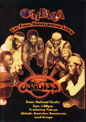 IMG_0001 Osibisa Farewell Tour The National Theatre Accra Ghana West Africa May 7 1999 Programme The Final Homecoming (photographer695) Tags: osibisa farewell tour the national theatre accra ghana west africa may 7 1999 programme final homecoming