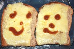 """""""Cheese on Toast"""". (Yesteryear-Automotive) Tags: smileonsaturday saycheese cheeseontoast fastfood"""