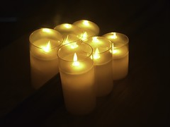 Candles Three