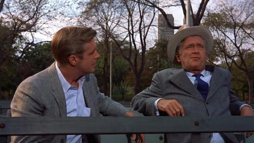 "George Pappard, Buddy Ebsen, ""Breakfast at Tiffany's"" (1961)"