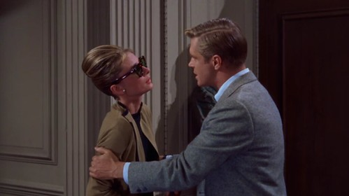 "Audrey Hepburn, George Peppard, ""Breakfast at Tiffany's"" (1961)"