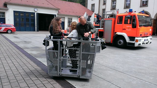 Staff exchange - in Karlsruhe