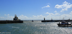Gateway to the channel (John D Turner) Tags: kent ramsgate royalharbour thanet
