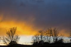 Tempesta de Primavera - Vic (vacablava) Tags: paisatges cel núvols