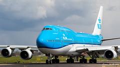 KLM B747 (Ramon Kok) Tags: 744 747 747400 747400m 74m ams avgeek avporn aircraft airline airlines airplane airport airways amsterdam amsterdamairportschiphol aviation blue boeing boeing747 boeing747400 boeing747400m eham holland kl klm koninklijkeluchtvaartmaatschappij phbfy royaldutchairlines schiphol schipholairport thenetherlands lijnden noordholland nederland