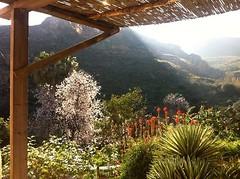 Vistas de la Terraza (brujulea) Tags: brujulea casas rurales turre almeria casa rural nacimiento del rincon vistas terraza