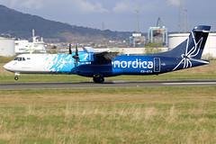 ES-ATA_04 (GH@BHD) Tags: esata atr atr72 atr72600 nordica bhd egac belfastcityairport turboprop aircraft aviation airliner