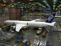 All Nippon Airways                                             Boeing 787 Dreamliner                                              JA877A (Flame1958) Tags: ana anab787 allnipponairwaysb787 boeing787 boeingdreamliner dreamliner ja877a boeing b787 787 boeingseattle seattle painefield ln408 010216 0216 2016 9483