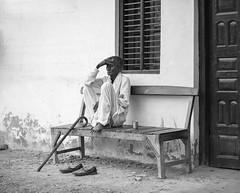Bench - Takumar 85mm 1.8 (thomas.pirolt) Tags: takumar sony 85mm india streetphotography