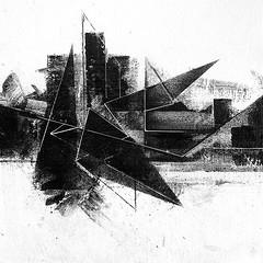 """Untitled"" 30x30cm 425 gsm acrylic & aerosol #deconstruction #stendec #wizardkings #graffuturism #abstractart #geometry #freehand #linework #architecture #brutalism #dystopia #sketch #blackbook #city #hackneywick #eastlondonart #ninjatune #rootsmanuva #of (s-t-e-n-d-e-c) Tags: stendec wwwstendeccom art illustration untitled 30x30cm 425 gsm acrylic aerosol deconstruction wizardkings graffuturism abstractart geometry freehand linework architecture brutalism dystopia sketch blackbook city hackneywick eastlondonart ninjatune rootsmanuva offshore inspired by rootsmanuvaofficial"