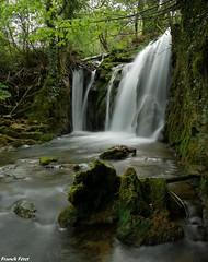 Cascade en Amont de la Furieuse - Jura (francky25) Tags: cascade en amont de la furieuse filtre nd franchecomté doubs printemps jura