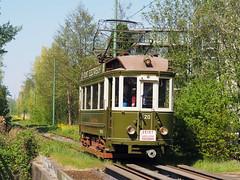 NBM 20 (jvr440) Tags: tram trolley strassenbahn nbm motorrijtuig ema elektrische museumtramlijn amsterdam museumtram