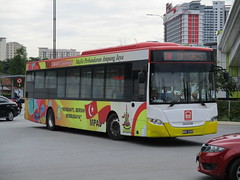 MAN 18.280-WVG 4250 (Bryan789) Tags: mana84 malaysiabuses manbus rapidkl