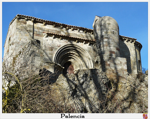 Ermita de santa Cecilia.