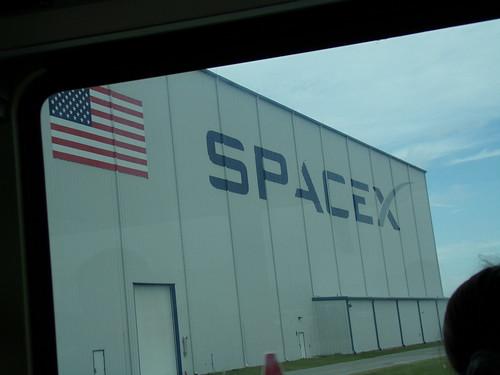 Space X Hanger