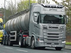 Prime  Molasses Scania S500 PN19 FTV (sab89) Tags: prime molasses scania s500 pn19 ftv