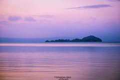 Lago di Bolsena (ninomele) Tags: lago bolsena italy lazio lake landscapes isola canon colors 6d 24105mm sunset tramonti purple