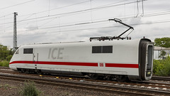 DB 401 585-5 storming through Krefeld-Linn (Nicky Boogaard) Tags: krefeld germany deutschebahn deutschland railroadphotography dmrailroad dmrailway railway railfan railfanning db4015855 ice1
