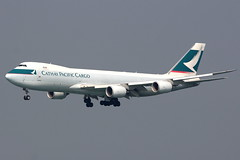 B-LJK (paperyork) Tags: cathay pacific b7478f b748 boeing airfreight cargo vhhh aircraft plane
