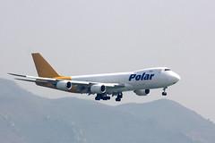 N858GT (paperyork) Tags: polar b748 airfreight boeing cargo plane aircraft b7478f vhhh