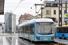 Chemnitz. 2019/04 (giver40 - Sergi) Tags: strasenbahn tranvía tram chemnitz cvag andratz tramway saxony sajonia