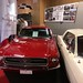 Display booth by Ford Mustang Club of France